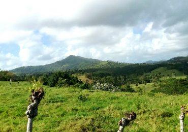 pasmo Kordyliery Wschodniej Dominikana
