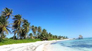 Playa Blanca za hotelem Westin