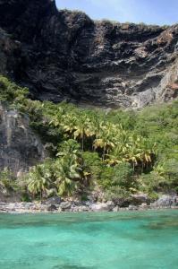 widok na Playa Fronton